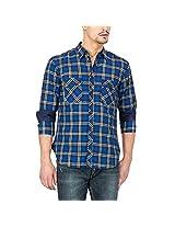 Slub Mens Casual Shirt(SLSH000891A-M_Vendor Colour-All_M)