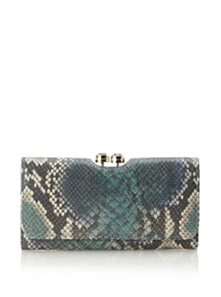 Ted Baker Women's Deseree Wallet, Blue