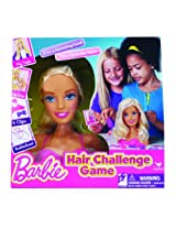 Barbie Hair Challenge Board Game