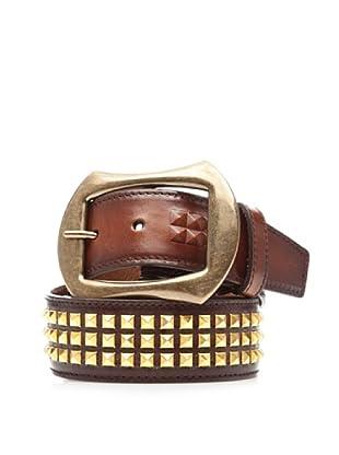 Dolce & Gabbana Cinturón Piel (Marrón Oscuro)