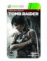 Tomb Raider Survival/Collector's Edition -Xbox 360