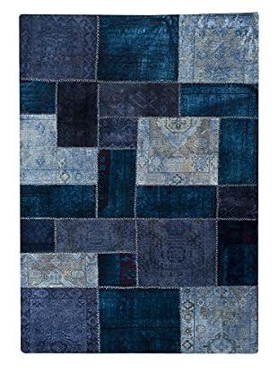 Mat Vintage Renaissance Rug (Blue)