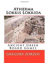 Atherma Lokris - Lokrida: Ancient Greek Board Games