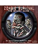 The Zombie Survival Board Game