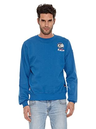 The Indian Face Sudadera sin Capucha (Azul)