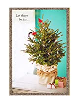 Hallmark Let There Be Joy... Christmas Card