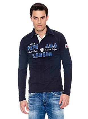 Pepe Jeans London Polo Dudley (Marino)
