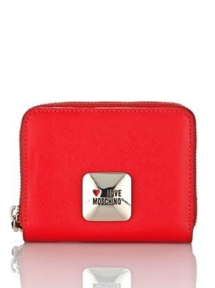 Love Moschino Portafoglio (Rosso)