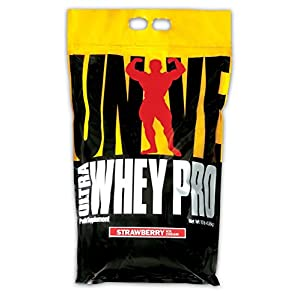 Universal Nutrition-ULTRA WHEY PROTEIN - 10LBS - STRAWBERRY