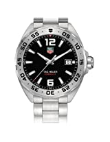 Tag Heuer Formula 1 Black Dial Stainless Steel Men's Watch (WAZ1112.BA0875)