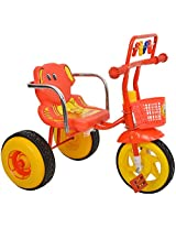 Dasan Baby Chubby Tricycle, XLL (Yellow)