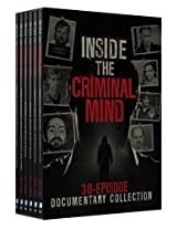 Inside The Criminal Mind: 30 Episode Documentary Dvd