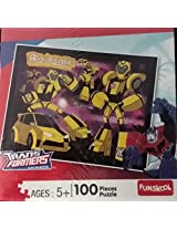 Bumblebee Puzzle Game 100 pieces