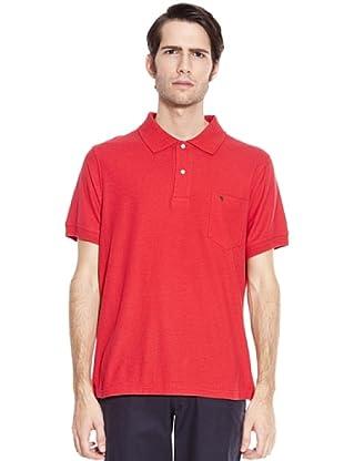 Caramelo Poloshirt (Rot)