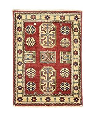 Eden Teppich Uzebekistan mehrfarbig 64 x 88 cm