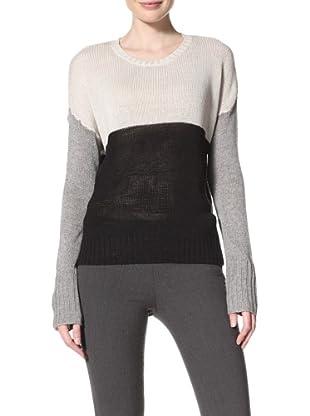 Acrobat Women's Colorblock Sweater (Multi)