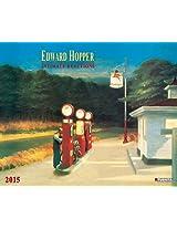 Edward Hopper Intimate Reactions 2015 (Decor)