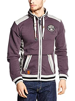 GEOGRAPHICAL NORWAY Sweatjacke Grazzianonohoor