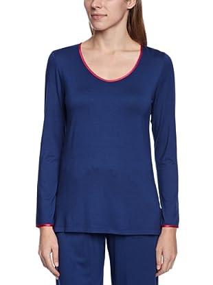 Cyberjammies Camiseta De Pijama Sole Statement (Azul)