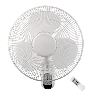 Croma CRF0023 Wall Fan with Remote Control
