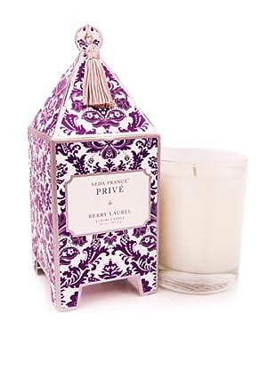 Seda France Berry Laurel Pagoda Box Candle, 10-Oz.
