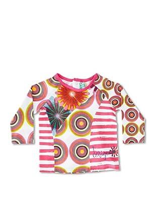 Desigual Camiseta Cayena (Multicolor)