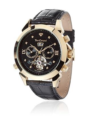 Yves Camani Reloj Navigator Diamante Negro