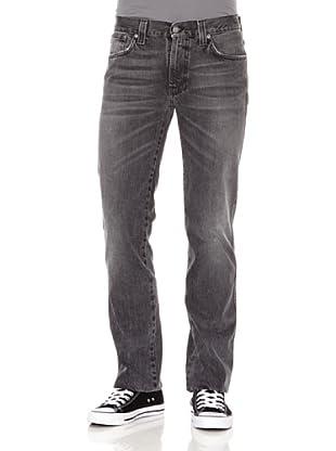 Nudie Jeans Pantalón Slim Jim (Gris)