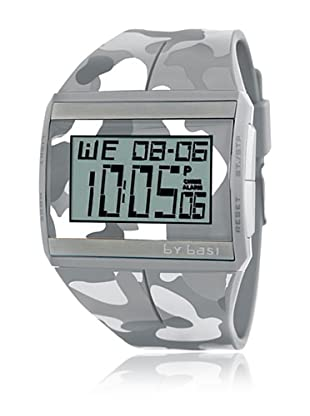 By Basi Reloj Camouflage Gris