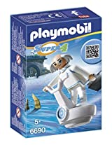 PLAYMOBIL Super 4 Dr. X Figure Building Kit