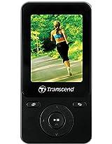 Transcend MP710 Digital Music Player (Black)