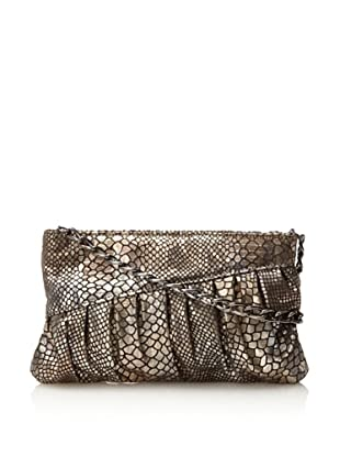 Inge Christopher Women's Angelique Clutch (Silver Multi)