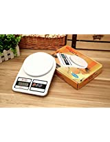 Digital Kitchen Weighing Scale 10Kg 1g for best use in Household Laboratories Office Multipurpose Weight Scale