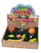 REMO Shaker, Hand, Fruit Style, 9-Piece Box, Assortment