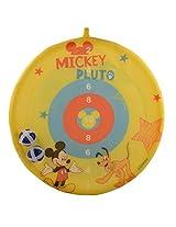 Disney DJX10626 Mickey Slimeball Dartboard, Kid's (Blue)