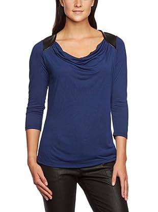 Mexx Metropolitan Camiseta Scarlett (Azul)