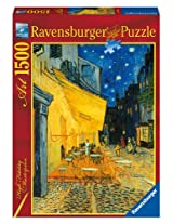 Ravensburger Van Gogh Cafe Terrace At Night Jigsaw Puzzle (1500 Pieces)