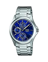 Casio Enticer Blue Dial Men's Watch - MTP-1246D-2AVDF (A387)