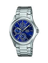 Casio Enticer Blue Dial Men's Watch - MTP-1246D-2AVDF (A387)