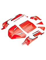 Axial AX04037 .040 EXO Terra Buggy Body, Red