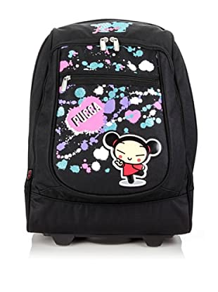 Hoy Collection Trolley Painted Love Pucca (Nero)