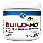 BPI Sports Sports Build-HD, 0.36 lb Grape Bubblegum 0.36 lb