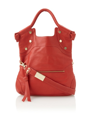 Foley + Corinna Women's FC Lady Tote, Washed Red