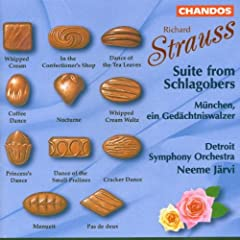 Strauss;Suite from Schlagob