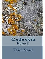 Colectii: Poezii (Romanian Edition)