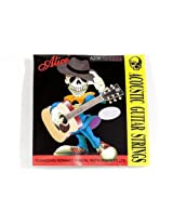 ALICE A206 IMPORTED ACOUSTIC GUITAR STRINGS PHOSPHOR BRONZE COLOR WOUND by SG Musical