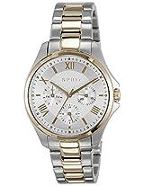 Esprit ES Agathe Analog White Dial Women's Watch - ES108442004