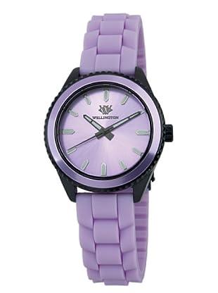 Wellington Damen-Armbanduhr Karamea Analog Silikon WN508-690B
