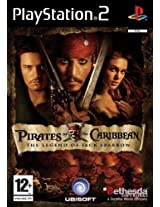 Pirates Of The Caribbean-The Legend Of Jack Sparrow