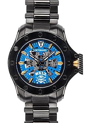 DETOMASO Uhr Edition schwarz 47  mm
